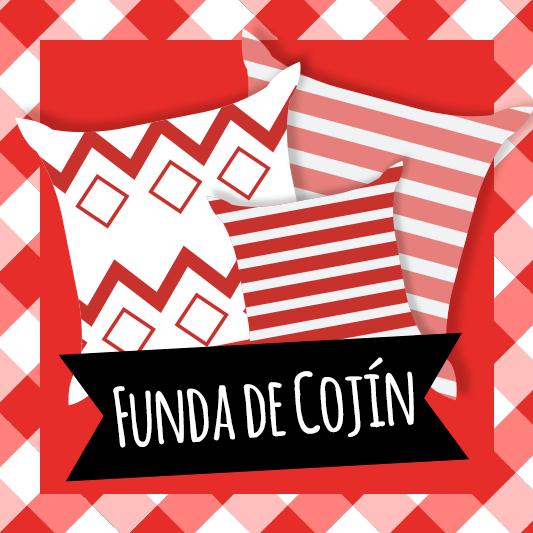 Funda Cojín (HASTA 50*50)