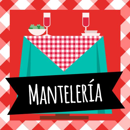 Manteles (TODAS LAS MEDIDAS)